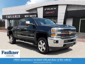 2017 Duramax Price >> Used 2017 Chevrolet Silverado 2500hd For Sale With Photos