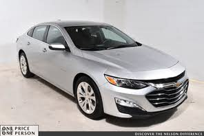 Used 2019 Chevrolet Malibu Premier Fwd For Sale With Photos
