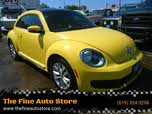 2014 Volkswagen Beetle TDI w/ Sunroof, Sound, and Navigation