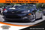 2008 Chevrolet Corvette Indy 500 Pace Car Replica Convertible RWD