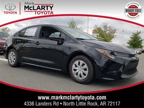 Toyota Little Rock >> New Toyota Corolla For Sale In Little Rock Ar Cargurus