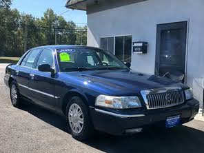 Grand Marquis For Sale >> 2006 Mercury Grand Marquis Gs