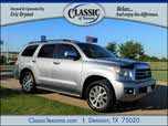 2015 Toyota Sequoia Limited FFV 4WD