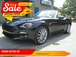 2019 FIAT 124 Spider Lusso Red Top Edition
