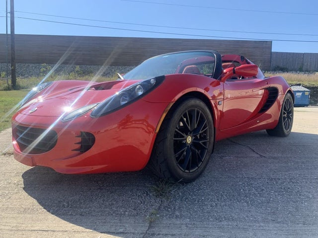 Used 2011 Lotus Elise For Sale With Photos Cargurus Images, Photos, Reviews