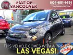 2018 FIAT 500 Pop Hatchback FWD