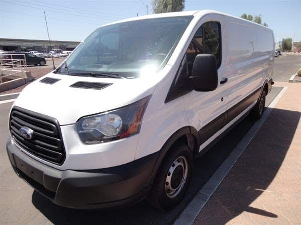 2018 Ford Transit Cargo 250 3dr LWB Low Roof Cargo Van with 60/40 Passenger Side Doors