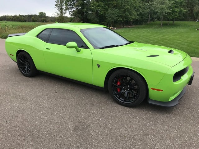 dodge hellcat for sale mn Dodge Challenger SRT Hellcat RWD for Sale in Minneapolis