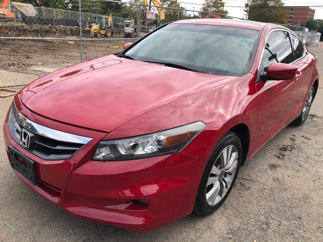 2011 Honda Accord Coupe EX-L