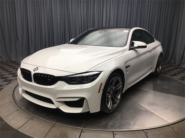 2020 BMW M4 Coupe RWD