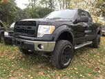 2011 Ford F-150 XLT SuperCab 4WD