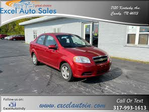 Used Chevrolet Aveo For Sale With Photos Cargurus