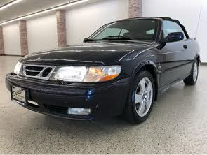 Used 2002 Saab 9 3 Se Convertible For Sale With Photos
