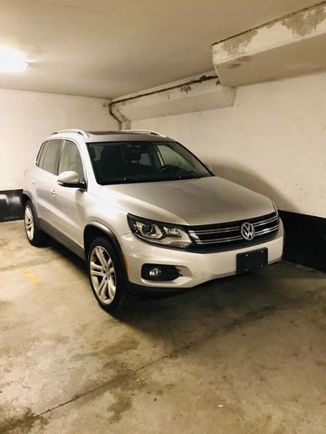 2012 Volkswagen Tiguan Highline 4Motion AWD