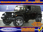2014 Jeep Wrangler Unlimited Dragon 4WD