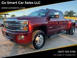 2015 Chevrolet Silverado 3500HD High Country Crew Cab LB DRW 4WD