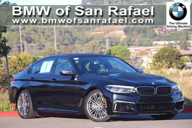 Used 2019 Bmw 5 Series M550i Xdrive Sedan Awd For Sale With