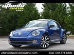 2012 Volkswagen Beetle Turbo w/ Sound and Navigation