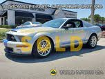 2009 Ford Mustang Shelby GT500 KR Coupe RWD