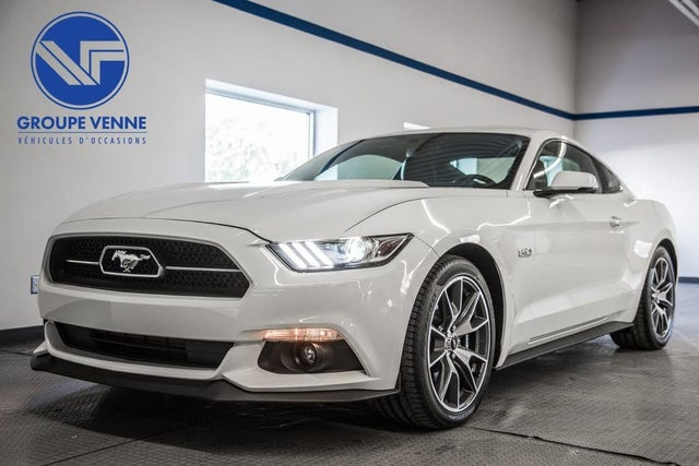 2015 Ford Mustang GT 50 Years Limited Edition Coupe RWD
