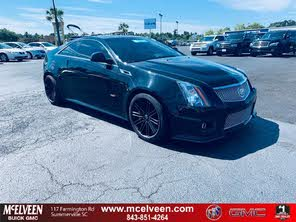 Used Cadillac Cts Coupe >> Used Cadillac Cts V Coupe For Sale With Photos Cargurus