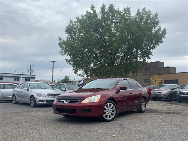 2006 Honda Accord EX V6