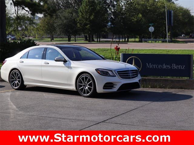 2020 Mercedes-Benz S-Class S 450 Sedan RWD