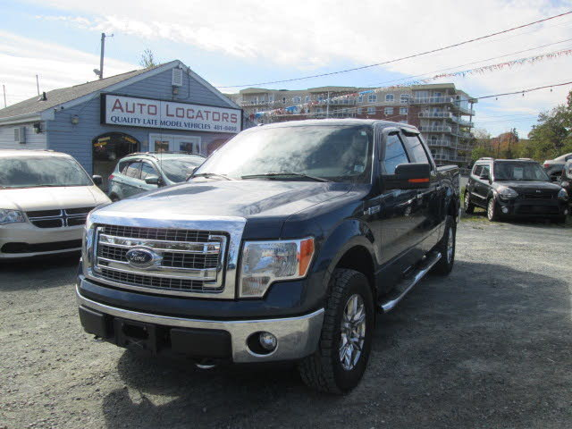 2014 Ford F-150 XTR SuperCrew 4WD