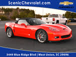 2013 Chevrolet Corvette 427 Collector Edition 1SB Convertible RWD