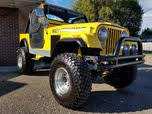 1986 Jeep CJ-7 4WD