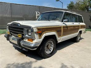 Jeep Grand Wagoneer For Sale >> Used Jeep Grand Wagoneer For Sale With Photos Cargurus