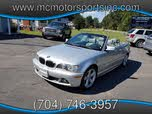 2004 BMW 3 Series 325Ci Convertible RWD