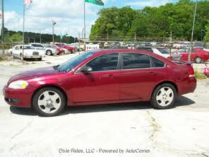 2008 Impala Ss For Sale >> 2008 Chevrolet Impala Ss Fwd