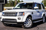 2016 Land Rover LR4 4WD