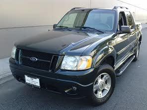 2004 Ford Sport Trac >> 2004 Ford Explorer Sport Trac Xlt Crew Cab