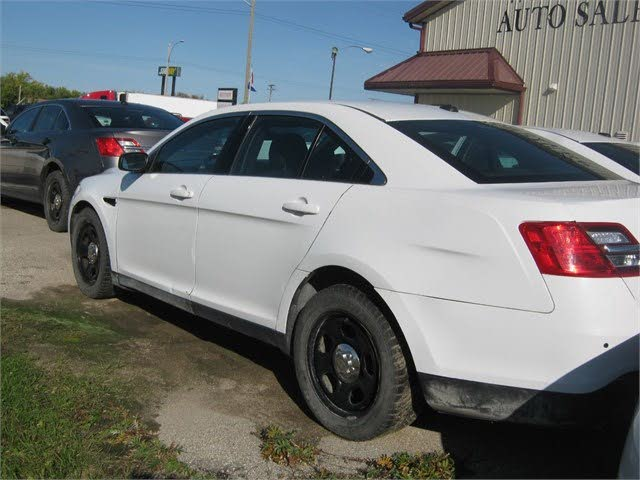 2014 Ford Taurus Police Interceptor AWD