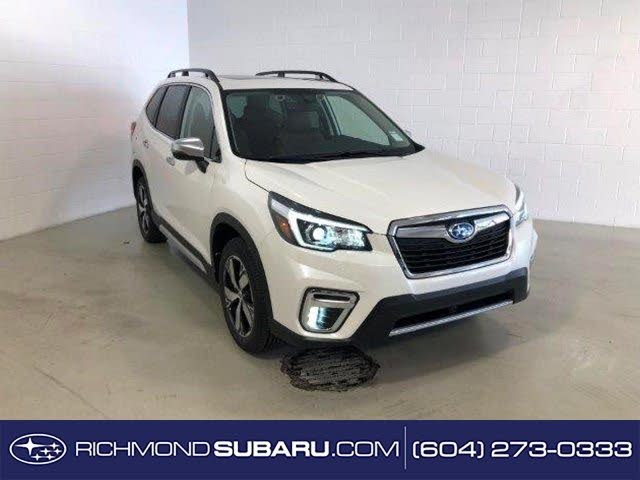 2019 Subaru Forester 2.5i Premier AWD with EyeSight Package