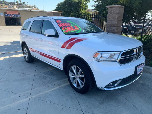 2015 Dodge Durango Limited RWD