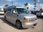 2011 Chevrolet Express Cargo 1500 RWD with Upfitter