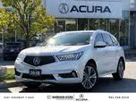 2018 Acura MDX SH-AWD with Elite 6-Passenger Package