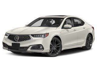 2020 Acura TLX FWD with A-Spec Package