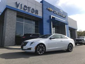 Used Car Dealerships Syracuse Ny >> Used Cadillac Ats Coupe For Sale With Photos Cargurus