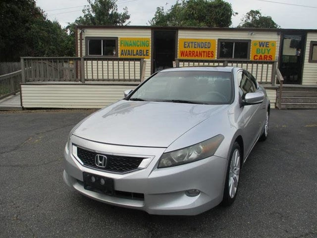 2009 Honda Accord Coupe EX-L V6