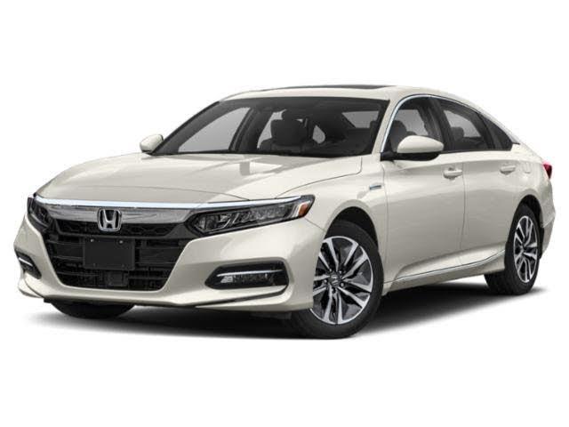 2020 Honda Accord Hybrid EX FWD