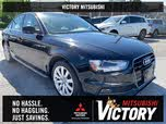 2015 Audi A4 2.0T quattro Premium Plus Sedan AWD