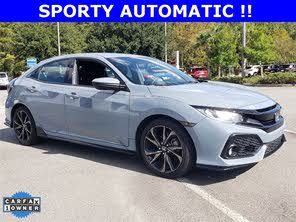 Honda Dealership Charleston Sc >> Used 2017 Honda Civic Hatchback Sport For Sale With Photos
