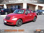 2006 Chrysler PT Cruiser Touring Convertible FWD