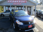 2008 Suzuki SX4 Convenience AWD
