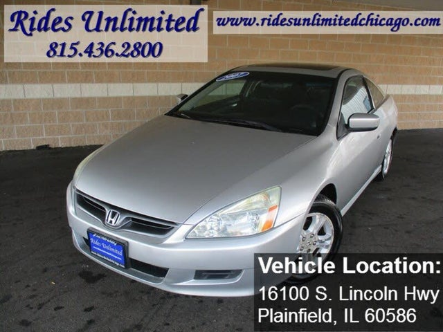 2006 Honda Accord Coupe EX