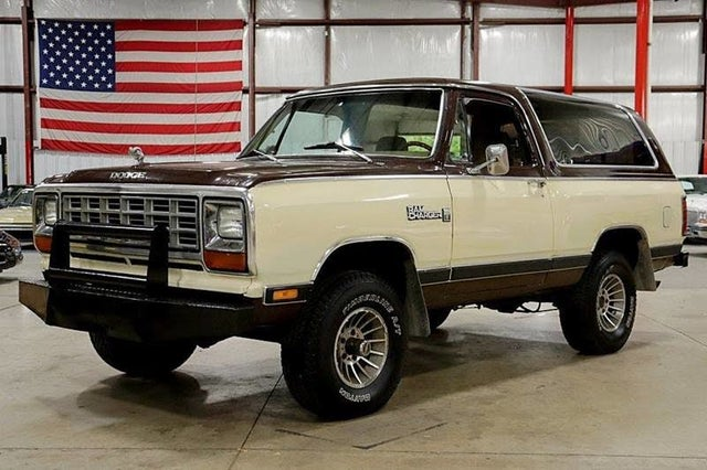 1981 Dodge Ramcharger 150 4WD